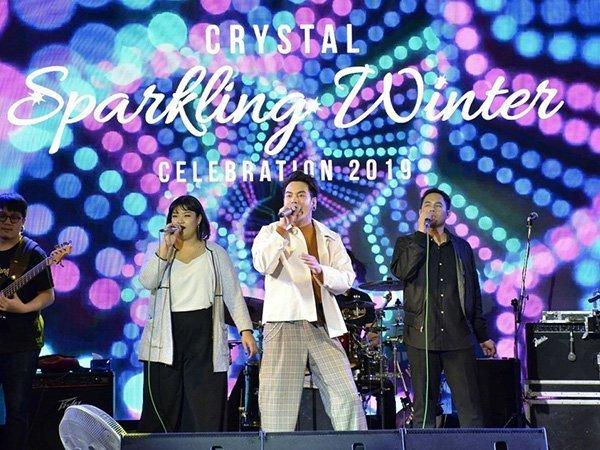 Crystal Sparkling Winter Celebration 2020